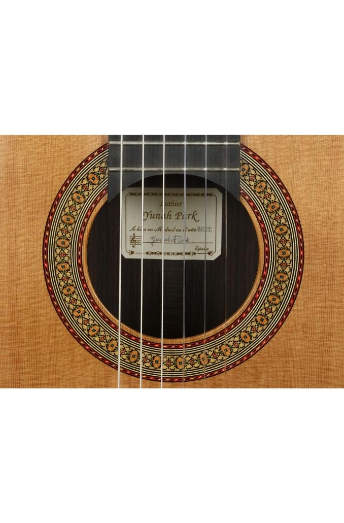 La guitarra de Yunah Park - Concierto Cedro